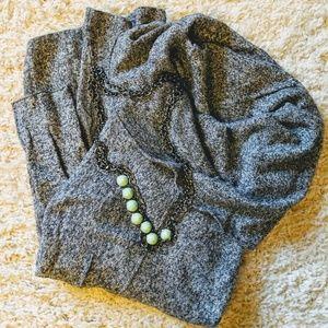 Motherhood Cowl Neck Sweater
